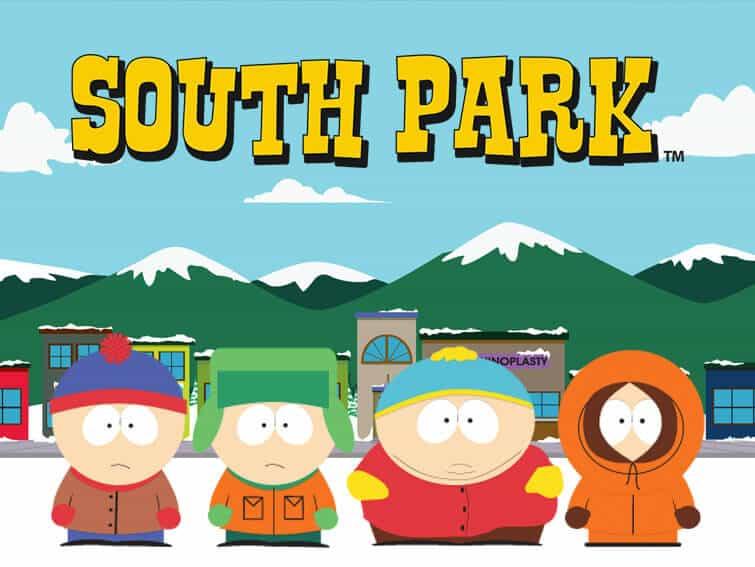 South Park: TV Series or Pokie